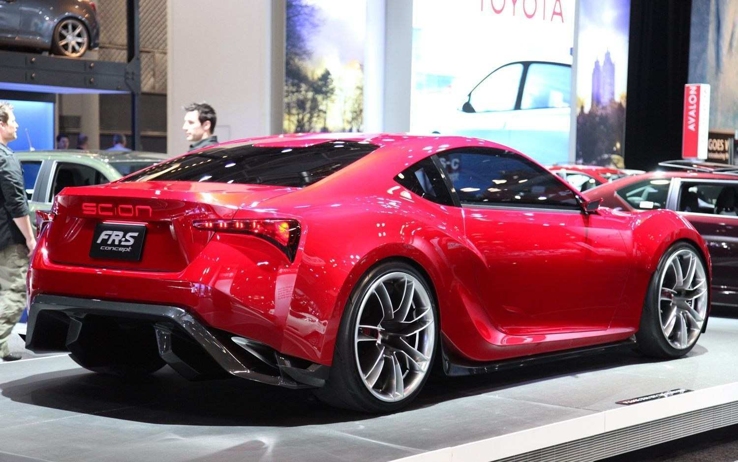 87 The 2020 Scion FR S Rumors