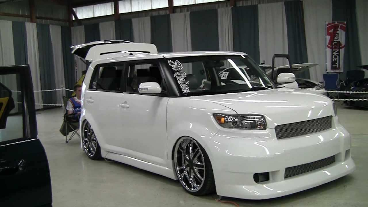 87 The 2020 Scion XB Wallpaper
