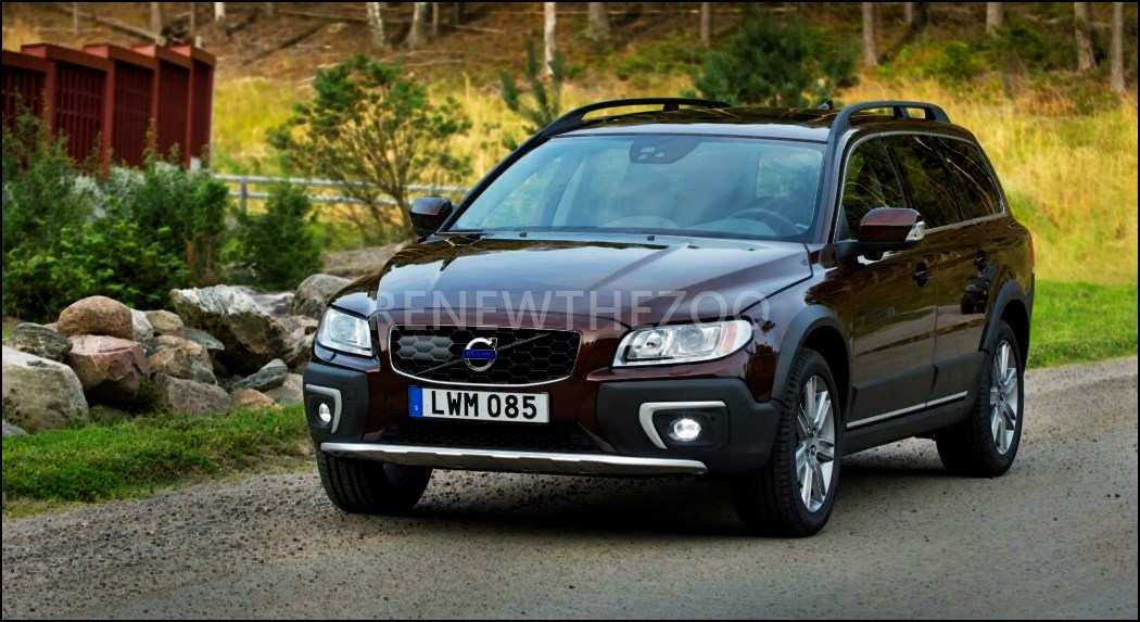 87 The 2020 Volvo Xc70 Wagon New Review