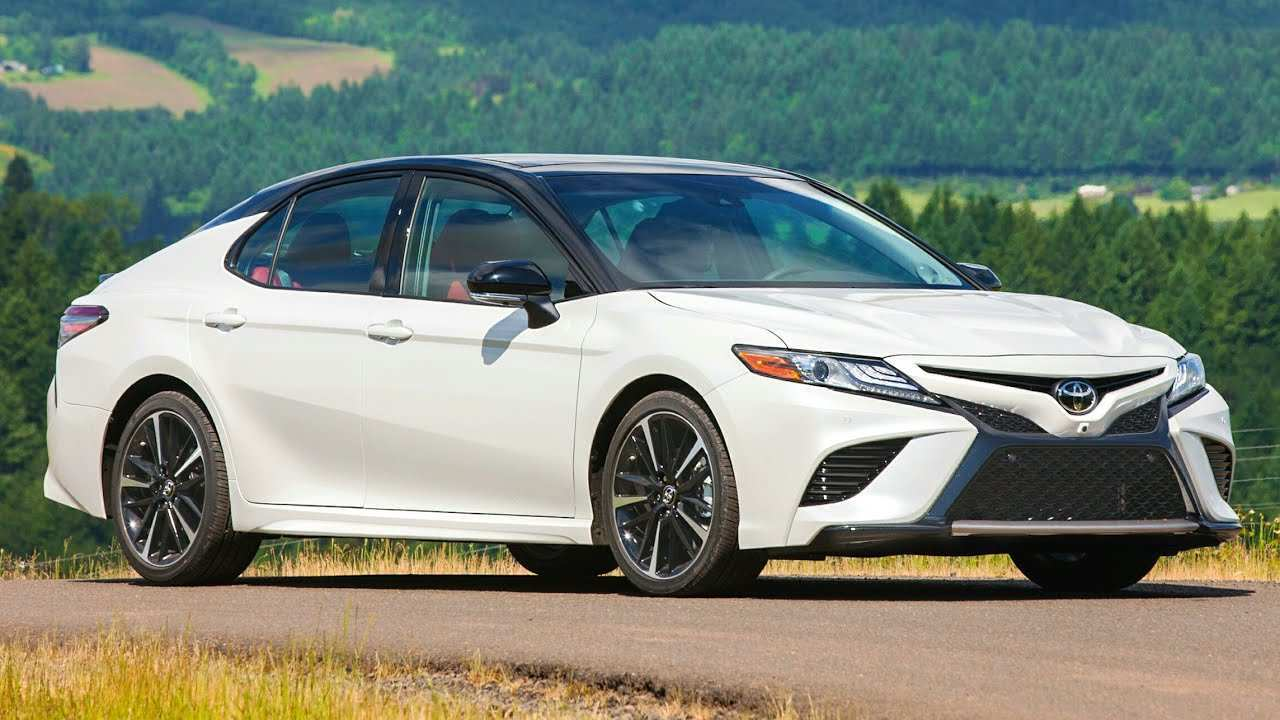 87 The Best 2019 All Toyota Camry Picture