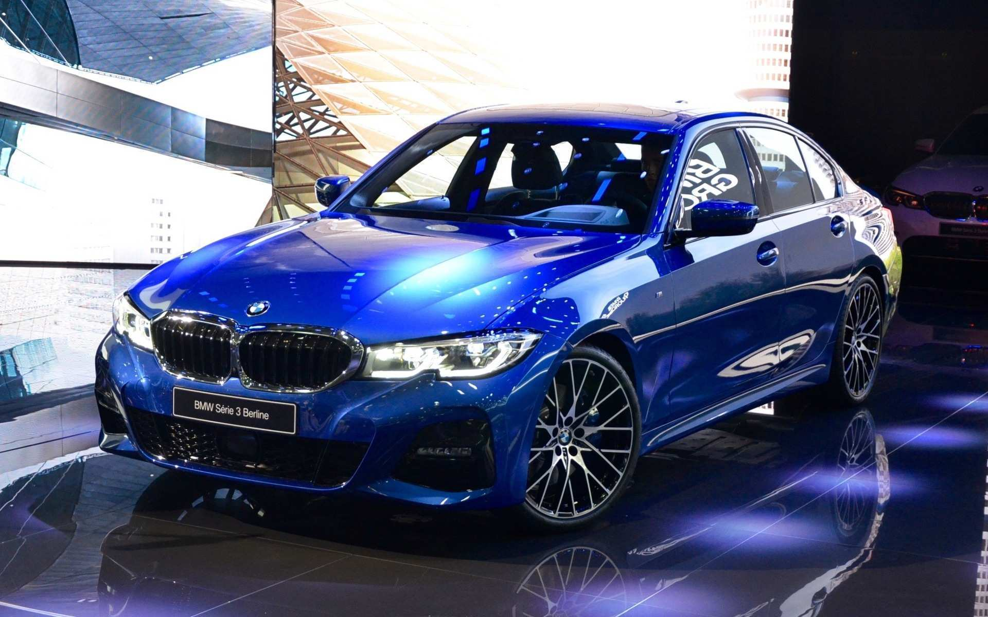 87 The Best 2019 BMW 3 Series Wallpaper