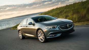 87 The Best 2019 Buick Regal Release