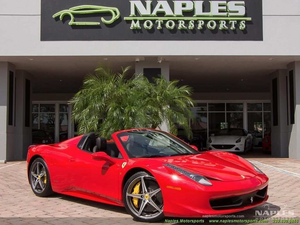 87 The Best 2019 Ferrari 458 Spider Price Design And Review