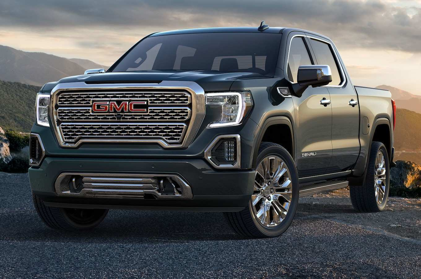 87 The Best 2019 GMC Sierra Concept