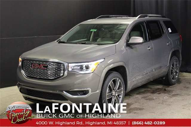 87 The Best 2019 Gmc Acadia Denali Price Design And Review
