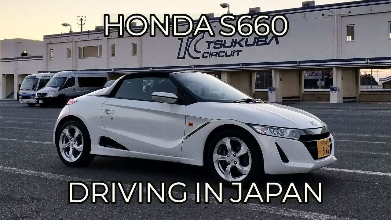 87 The Best 2019 Honda S660 Research New