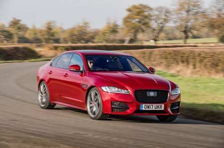 87 The Best 2019 Jaguar XF Release Date And Concept
