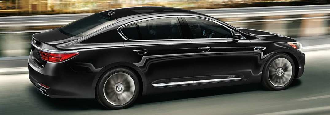 87 The Best 2019 Kia K900 Exterior