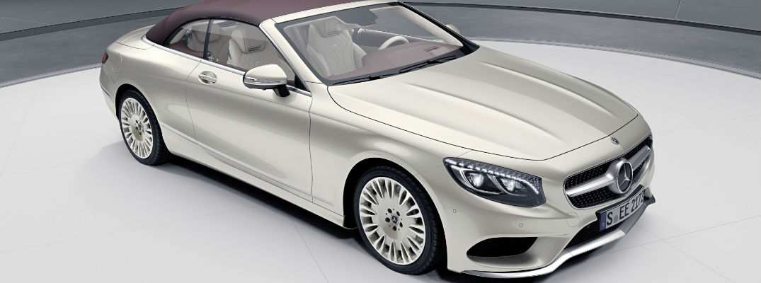 87 The Best 2019 Mercedes Benz S Class Research New