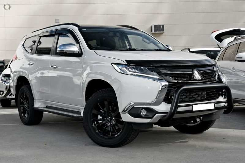 87 The Best 2019 Mitsubishi Pajero Pictures