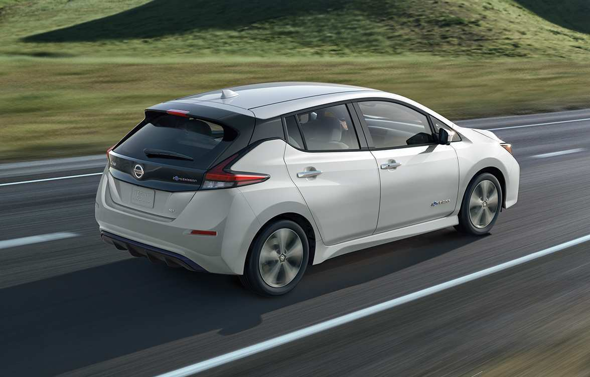 87 The Best 2019 Nissan Leaf Engine