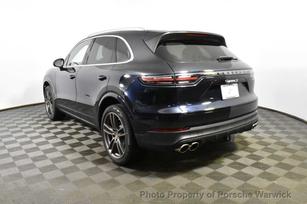 87 The Best 2019 Porsche Cayenne Model Review