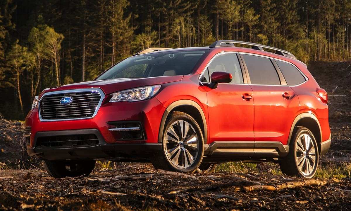87 The Best 2019 Subaru Ascent Gvwr Performance And New Engine