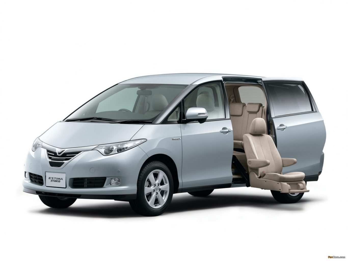 87 The Best 2019 Toyota Estima Configurations