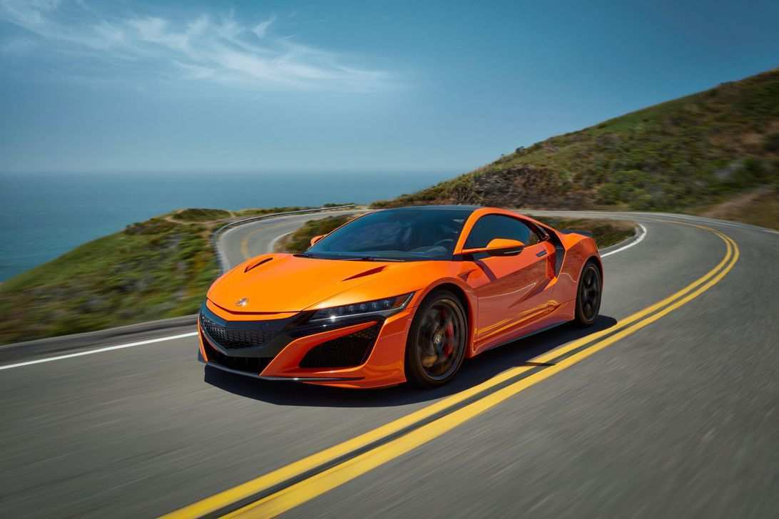 87 The Best 2020 Acura Nsx Type R New Concept