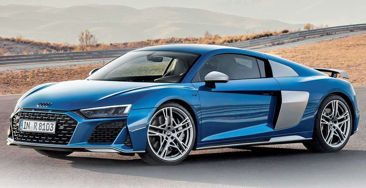 87 The Best 2020 Audi R8 Redesign And Review
