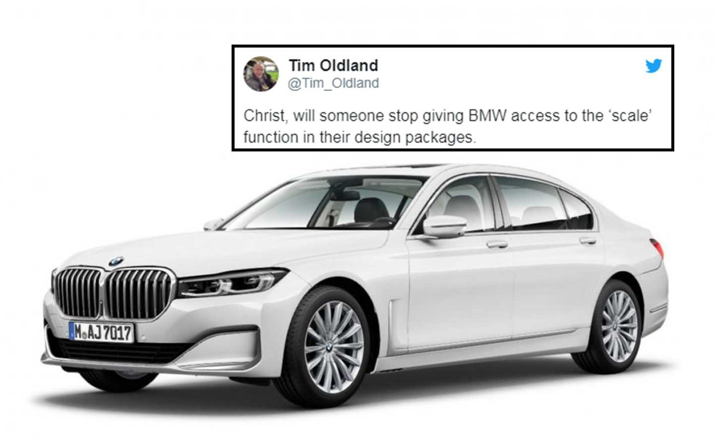 87 The Best 2020 BMW 7 Series Order Guide New Concept