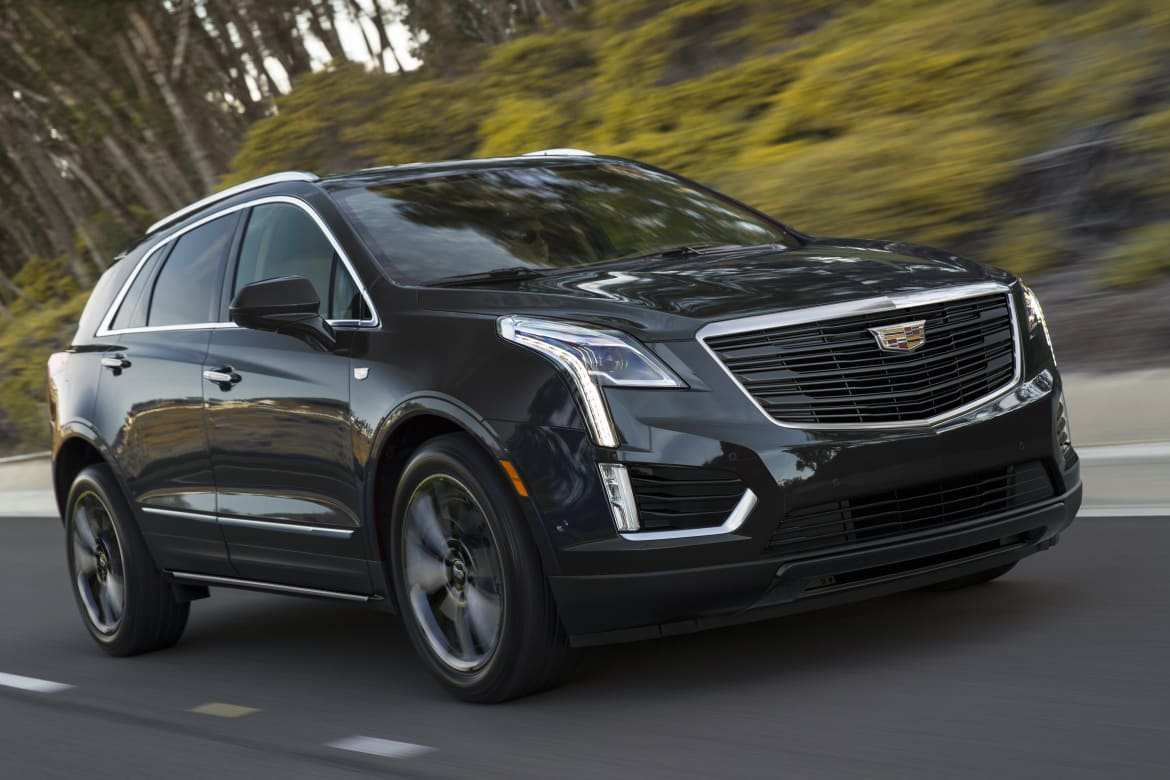 87 The Best 2020 Cadillac XT5 History