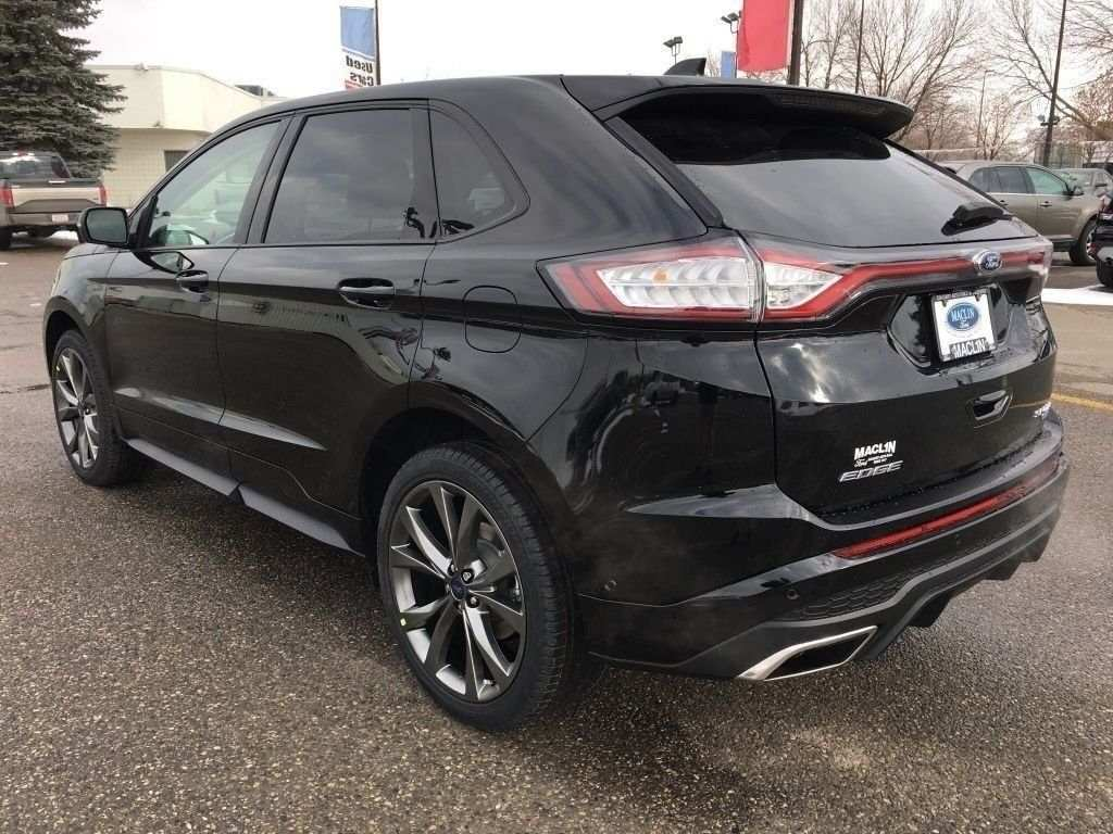 87 The Best 2020 Ford Edge Sport Redesign and Review