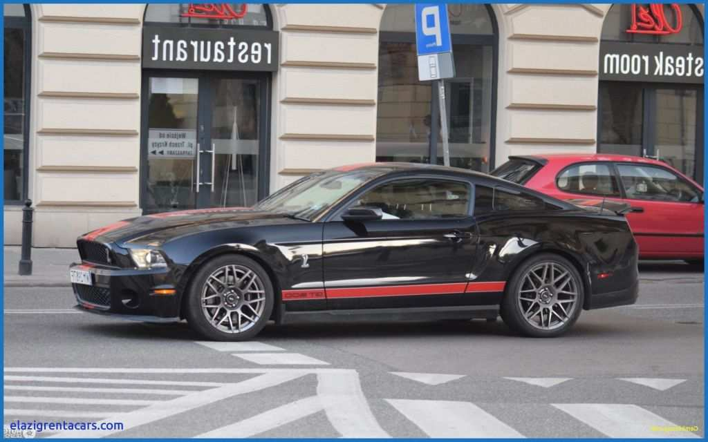 87 The Best 2020 Ford Mustangand First Drive