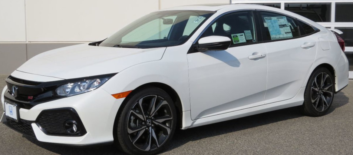 87 The Best 2020 Honda Civic Model