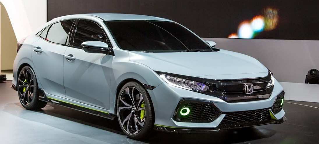 87 The Best 2020 Honda Civic Performance And New Engine