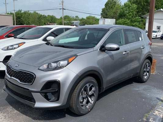 87 The Best 2020 Kia Sportage Model