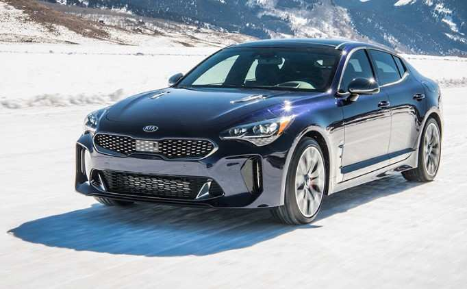 87 The Best 2020 Kia Stinger Release Date Specs And Review