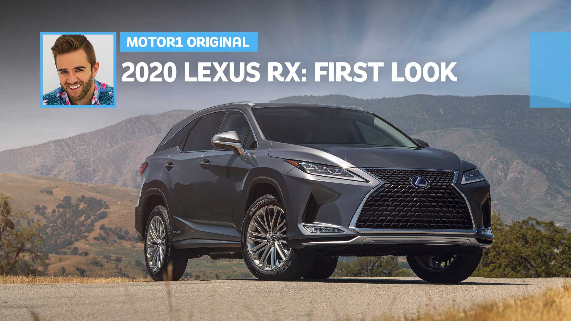 87 The Best 2020 Lexus RX 450h Release Date