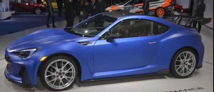 87 The Best 2020 Subaru BRZ Model