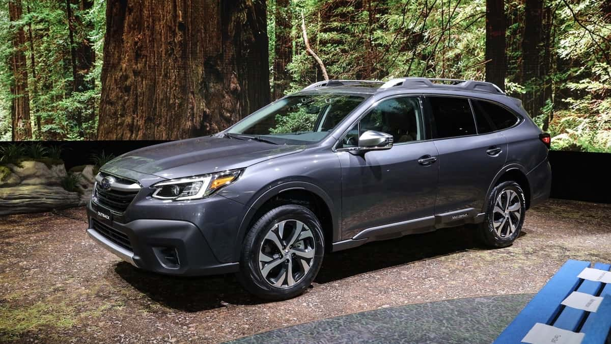 87 The Best 2020 Subaru Outback Specs And Review