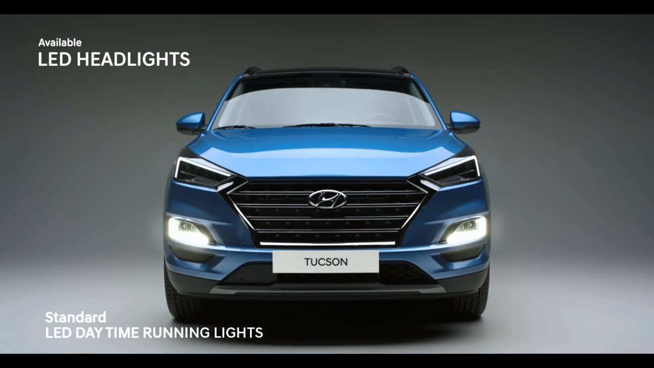 87 The Best Hyundai Tucson 2020 Model New Concept