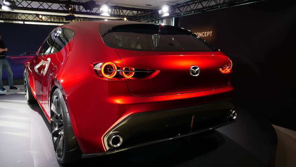 87 The Best Mazda Kai 2019 Exterior And Interior