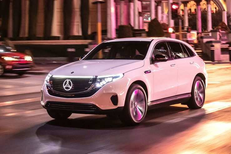 87 The Best Mercedes Benz Eqc 2019 Performance