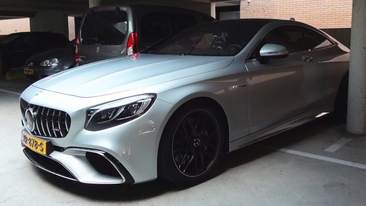 87 The Best Mercedes S Class Coupe 2019 New Review