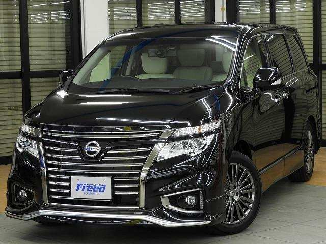 87 The Best Nissan Elgrand 2020 Concept