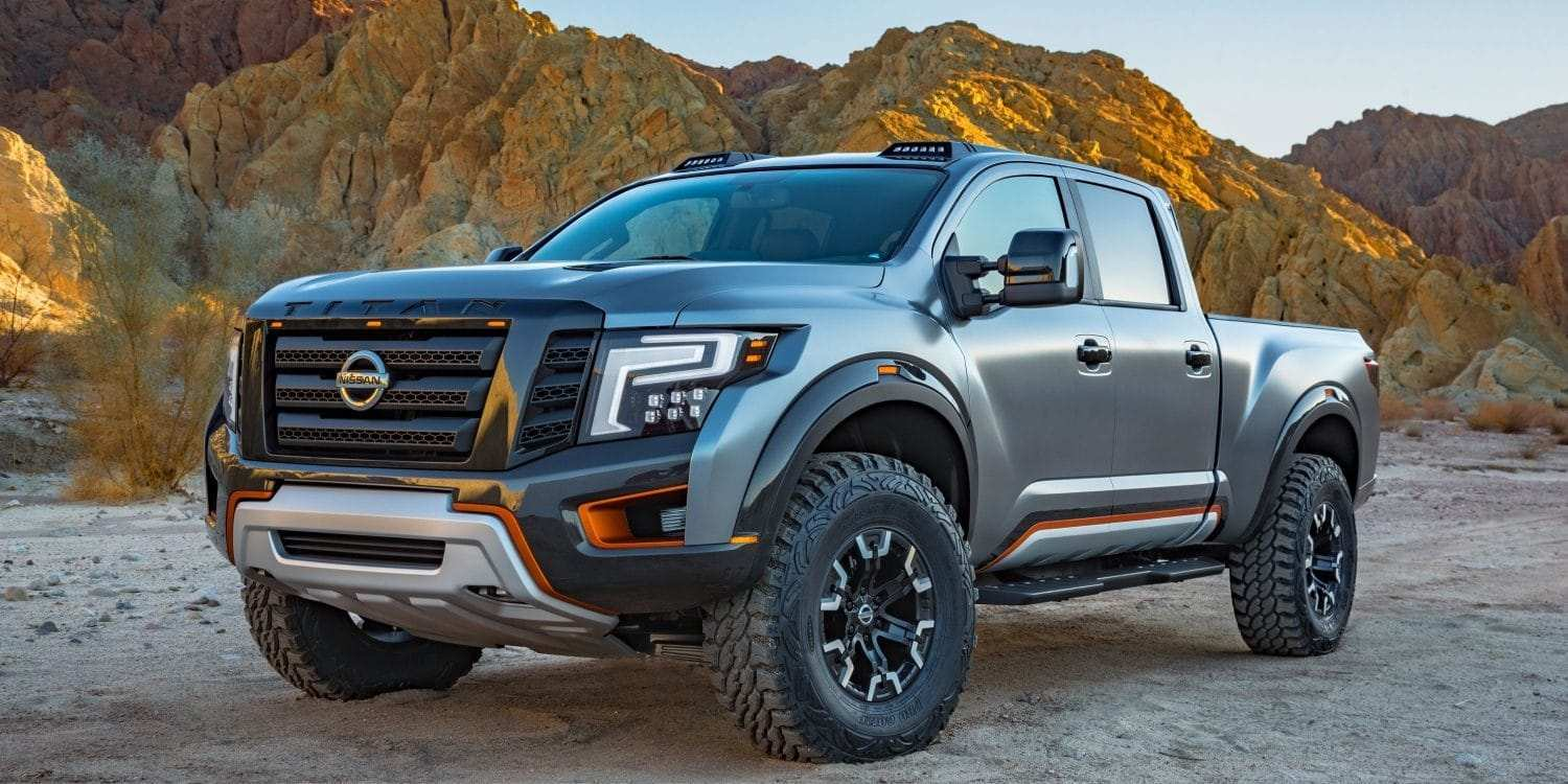 87 The Best Nissan Titan 2020 Research New