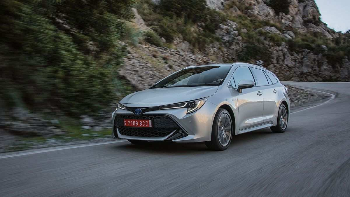 87 The Best Toyota Corolla 2019 Uk Research New
