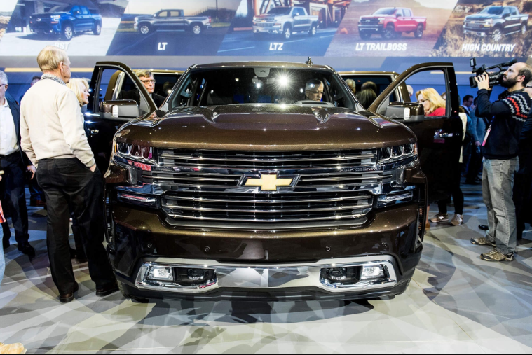 87 The Chevrolet Tahoe 2020 Performance
