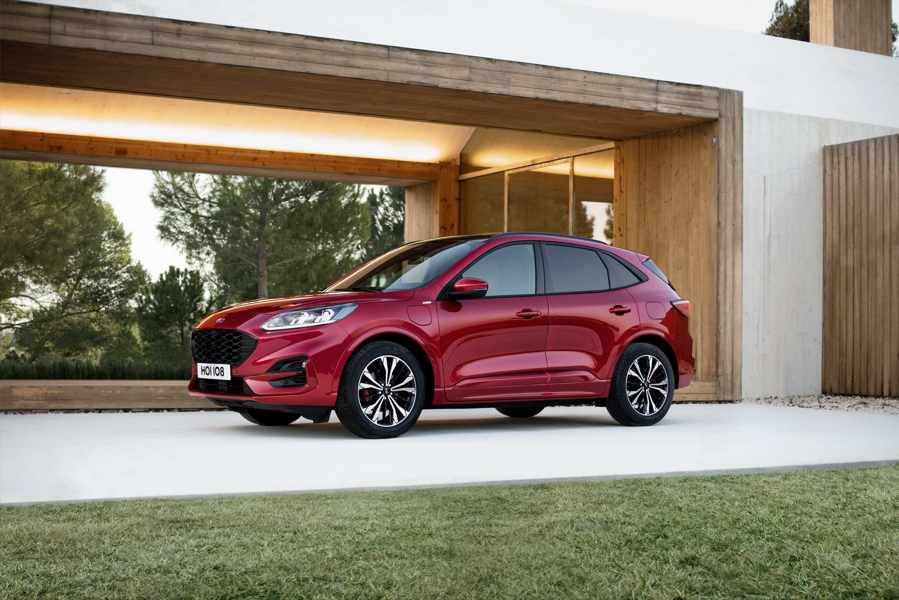 87 The Ford Kuga 2020 Review Concept And Review