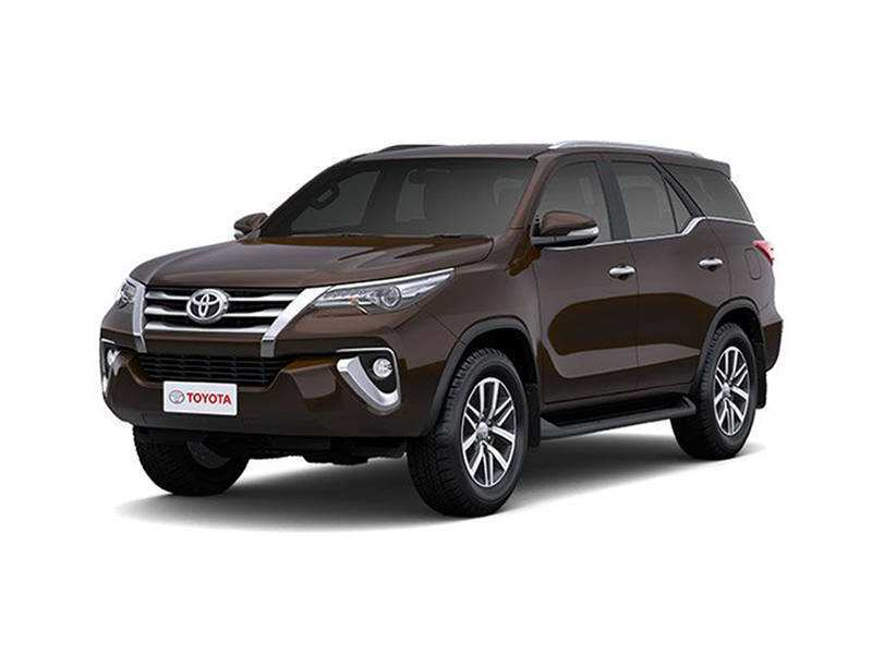 87 The Fortuner Toyota 2019 Images