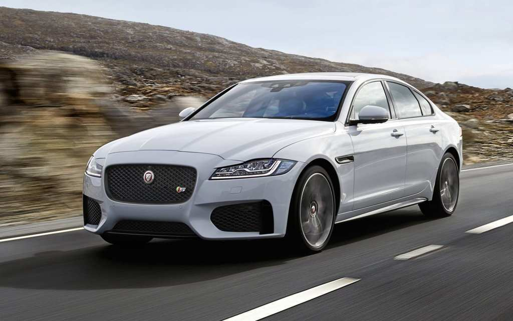 87 The Jaguar Xf New Model 2020 Concept And Review