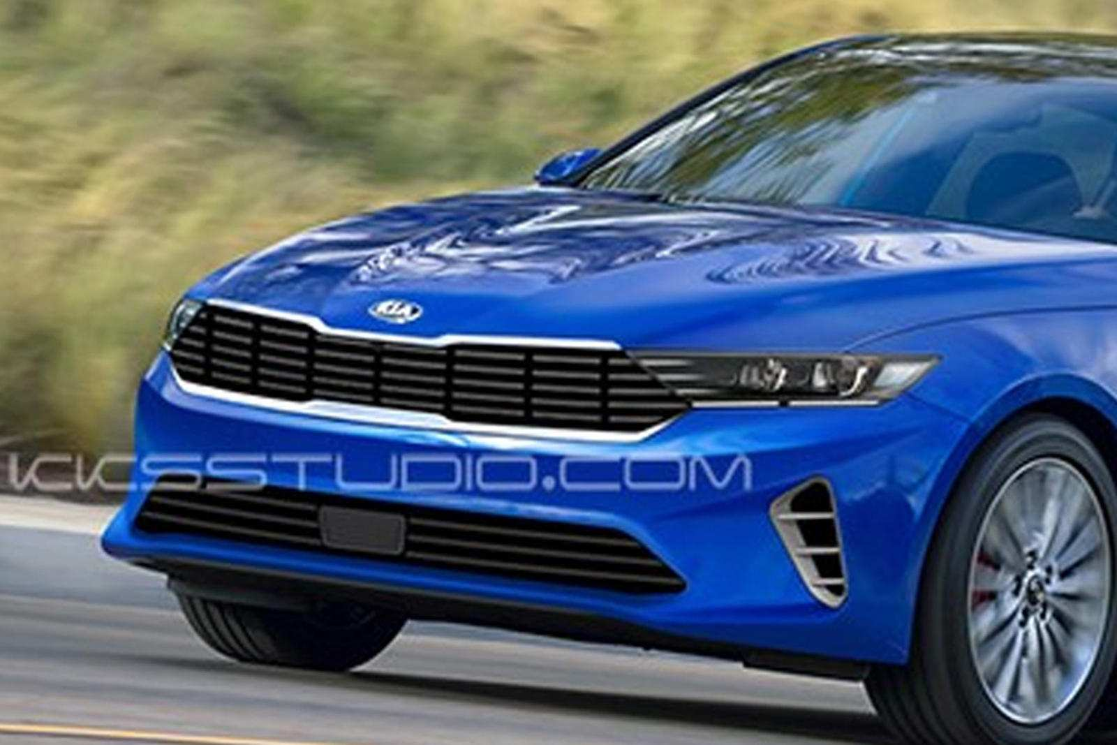 87 The Kia Optima 2020 Photos