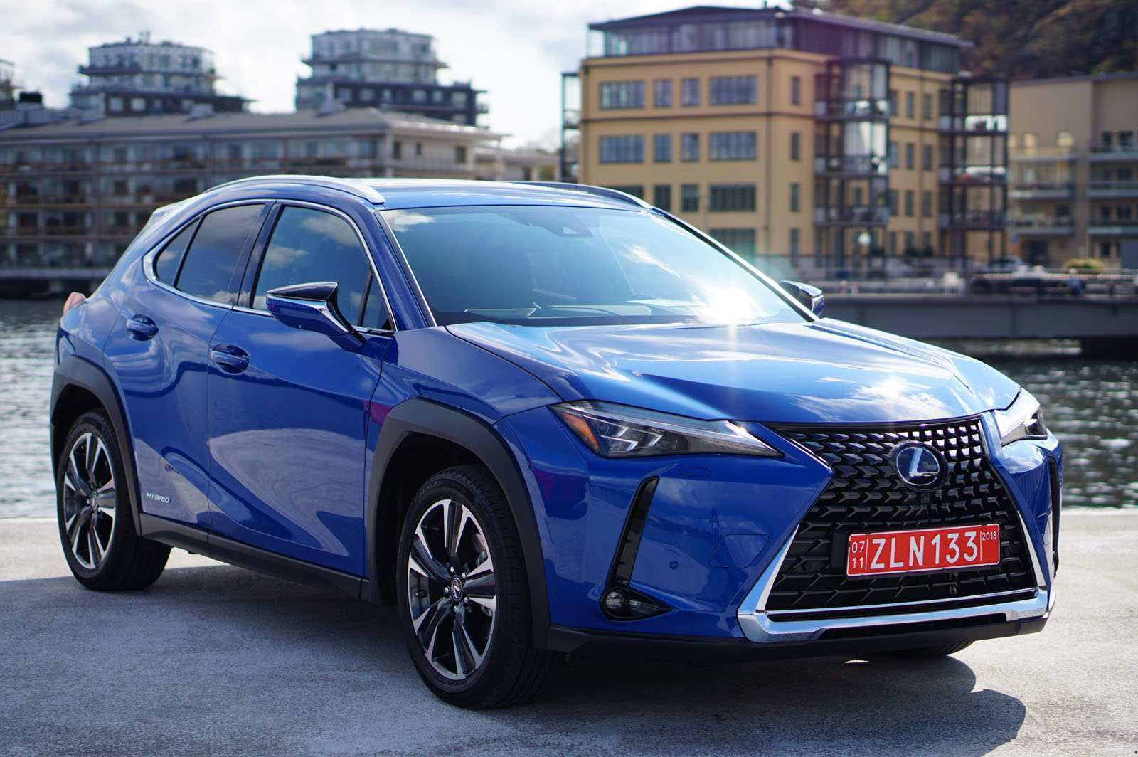 87 The Lexus 2019 Review Performance