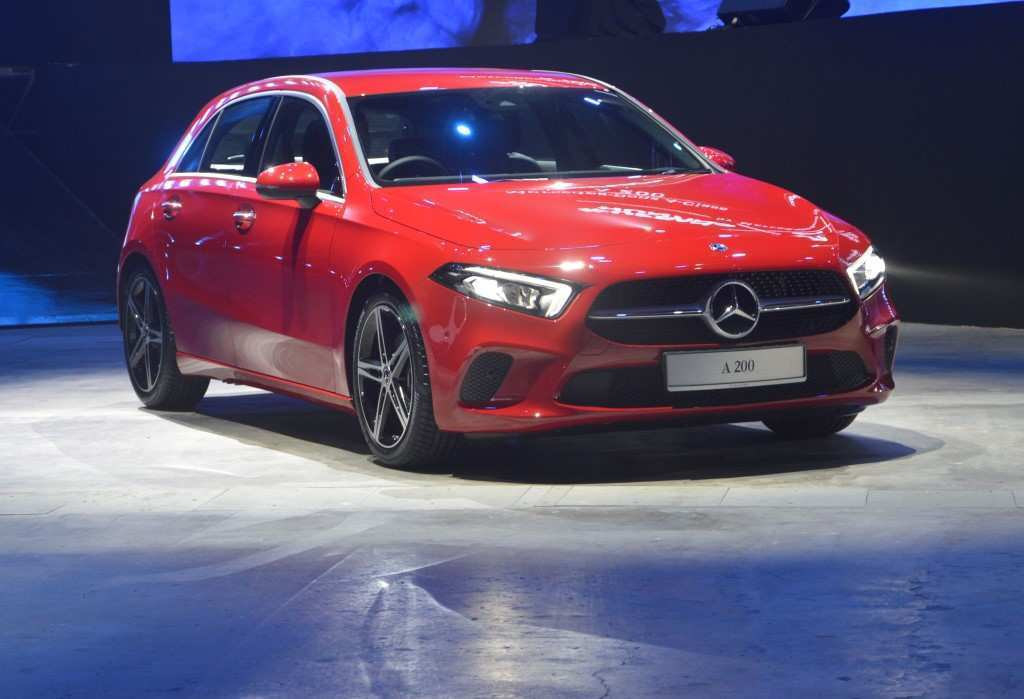 87 The Mercedes A200 Amg Line 2019 New Model And Performance