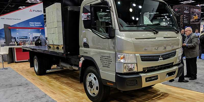 87 The Mitsubishi Fuso 2020 Pricing