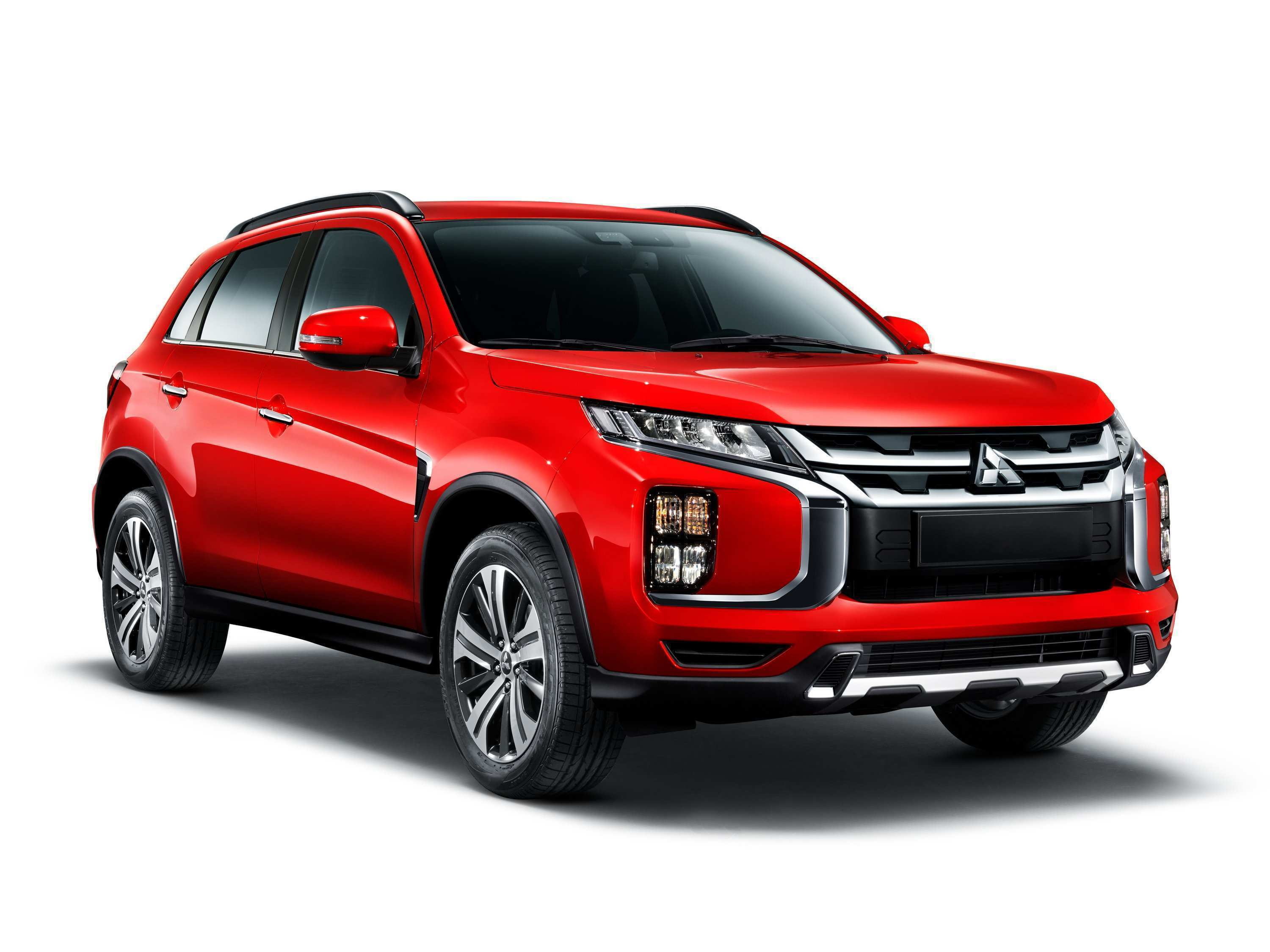 87 The Mitsubishi Outlander 2020 Review Concept