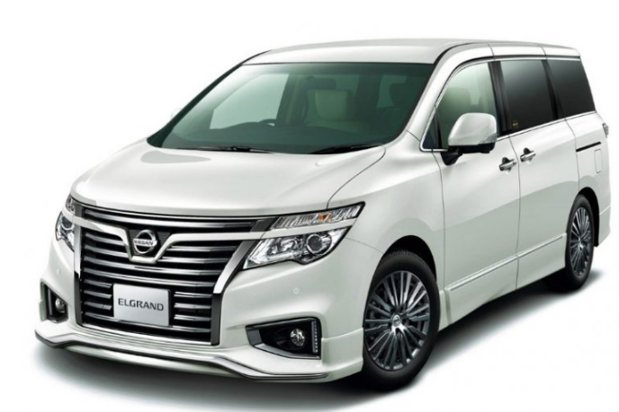 87 The Nissan Elgrand 2020 Style