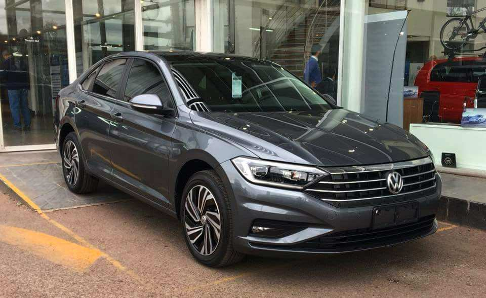 87 The Vento Volkswagen 2019 Pictures