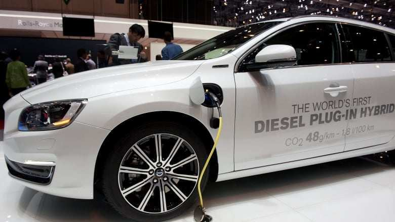 87 The Volvo To Go Electric By 2019 New Concept